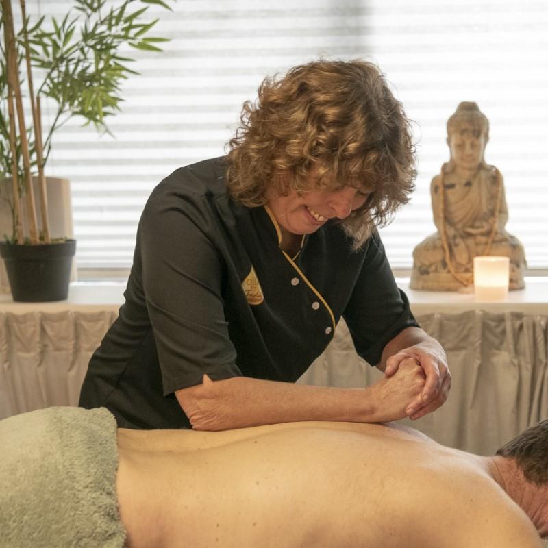 Ontspannende massage 01